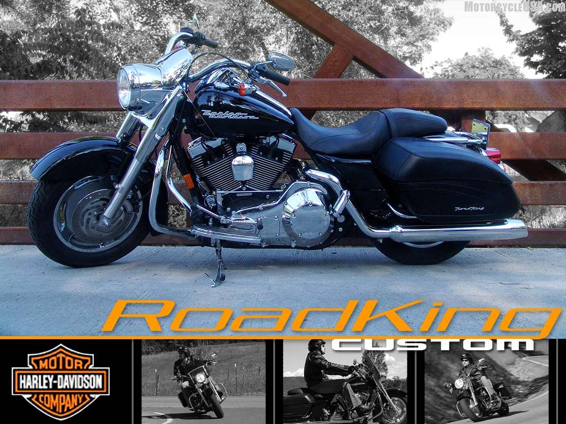 Harley-Davidson Road King #8698350