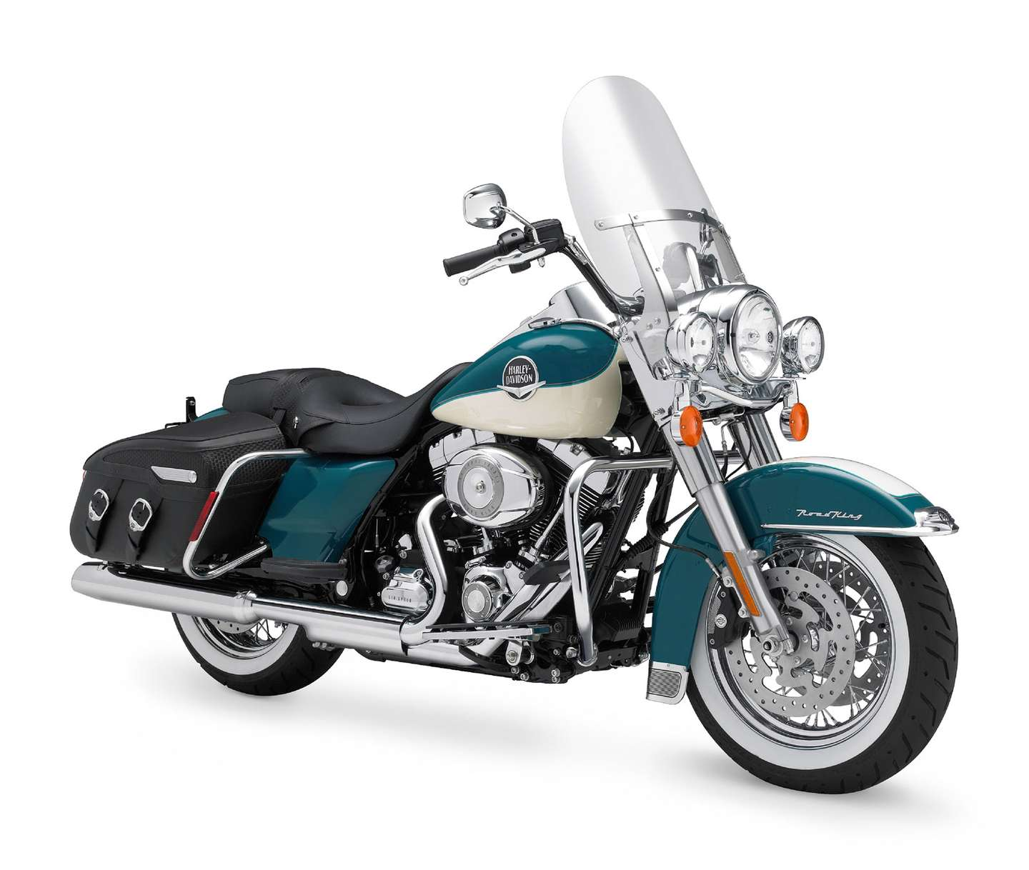 Harley-Davidson Road King Classic #8093354