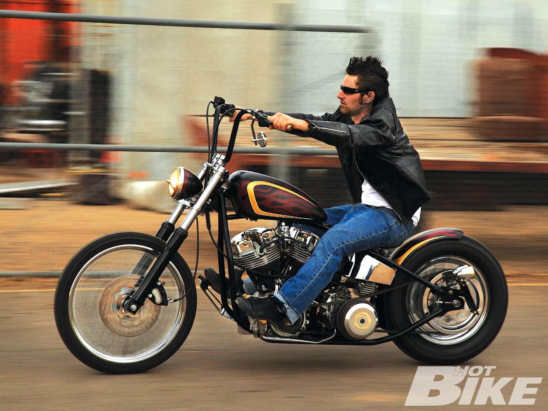 Harley Davidson Shovelhead on Shovelhead Ignition System