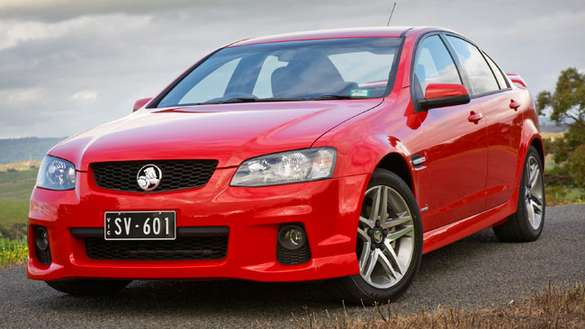 Holden Commodore SV6 #8617603