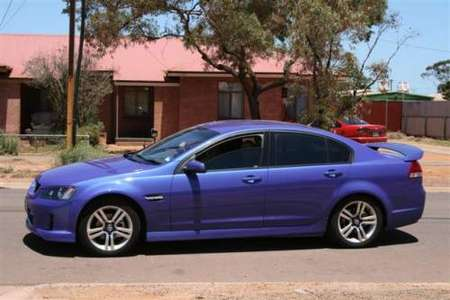 Holden Commodore SV6 #7065866