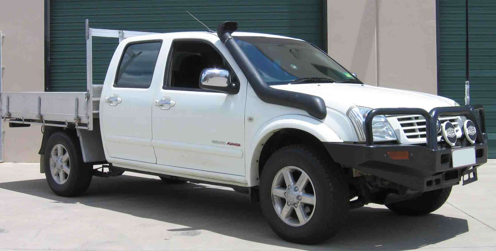 Holden Rodeo #9073856