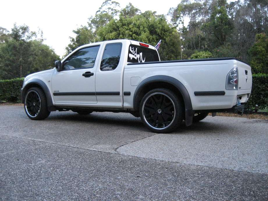 Holden Rodeo #8733874