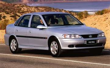 Holden Vectra #9000771