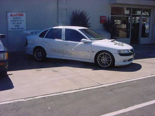 Holden Vectra #7598187