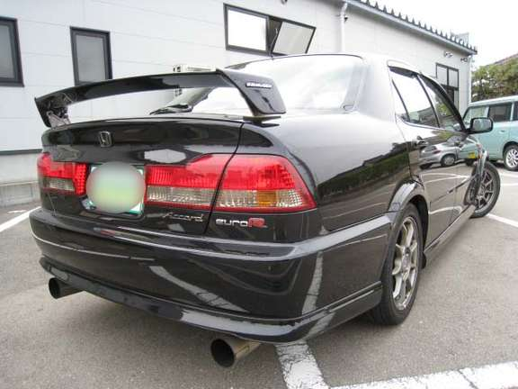 Honda Accord Euro-R #9276824