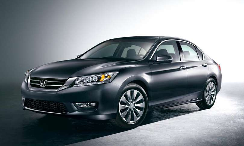 Honda Accord EX #8240017