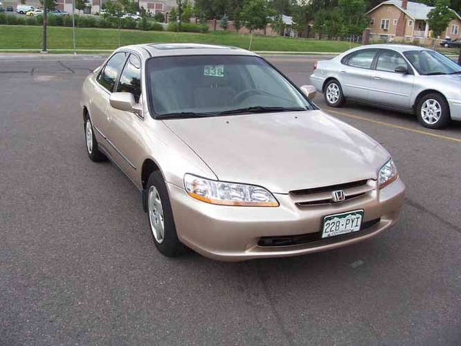 Honda Accord LX #7881278