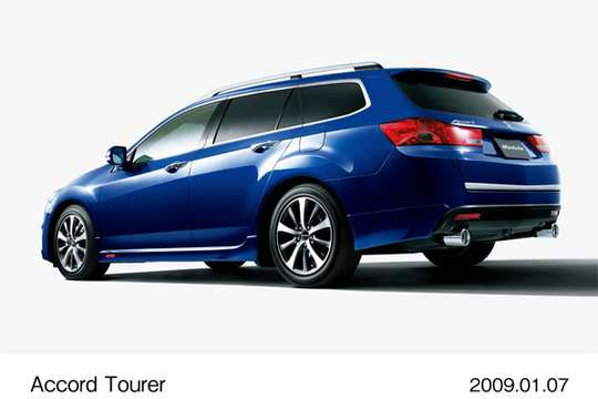 Honda Accord Tourer #7094747