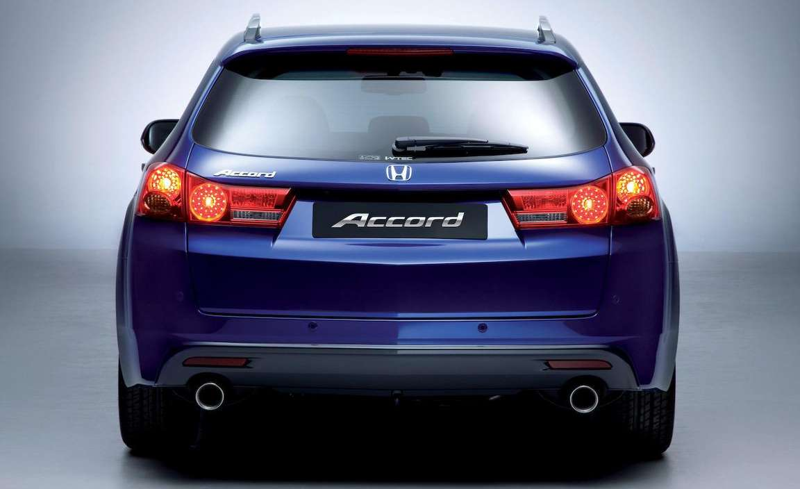 Honda Accord Tourer #9647245