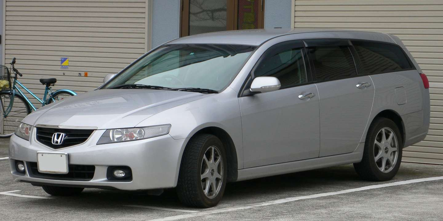 Honda Accord Wagon #9188556