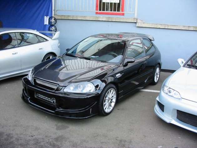 Honda Civic VTEC #8852311
