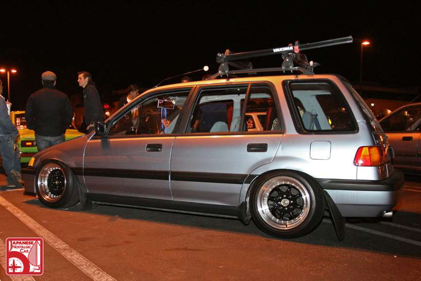Honda Civic Wagon #7731229