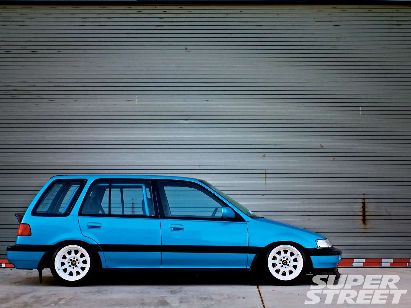 Honda Civic Wagon #8226147