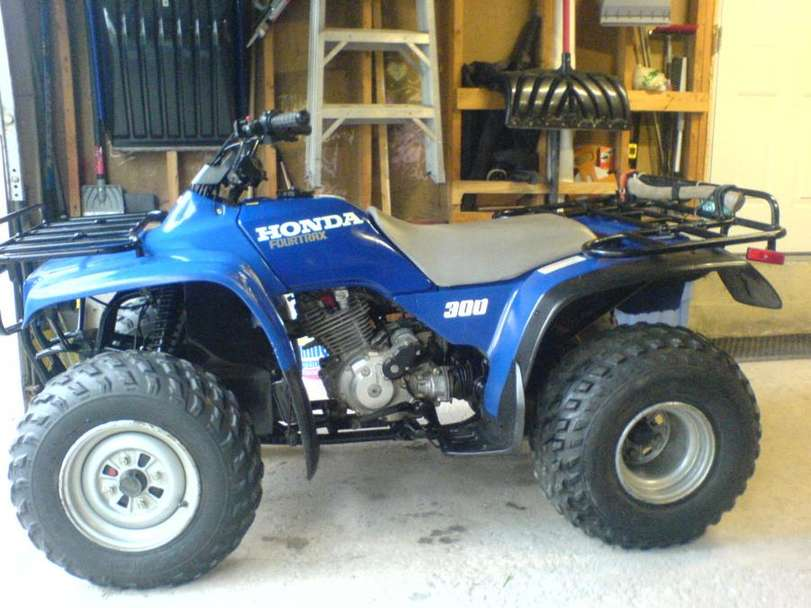 Honda Fourtrax 300 #7551630