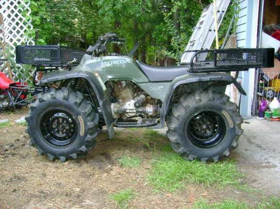 Honda Fourtrax 300 #8070431
