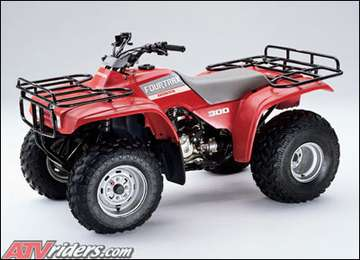 Honda Fourtrax 300 #8590405