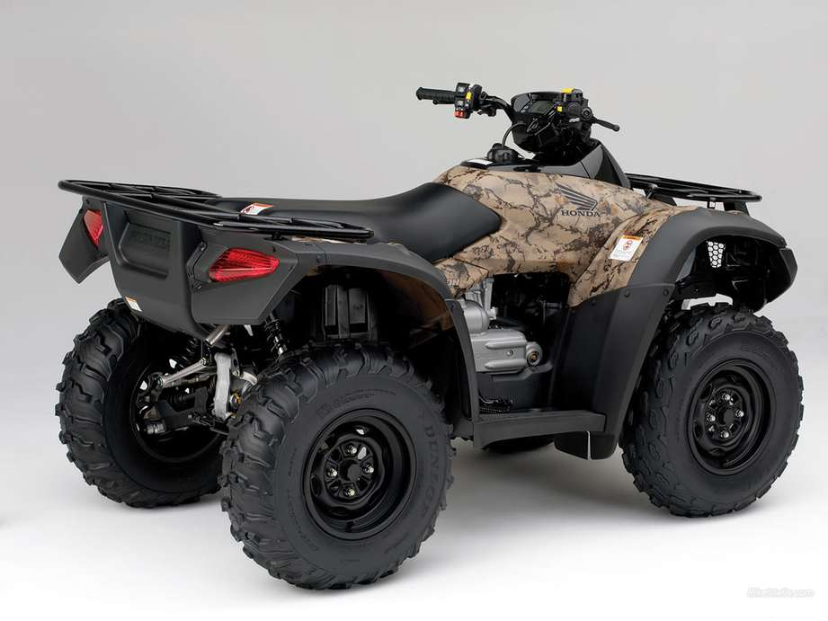 Honda Fourtrax #8248754