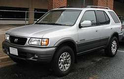 Honda Passport #8609200