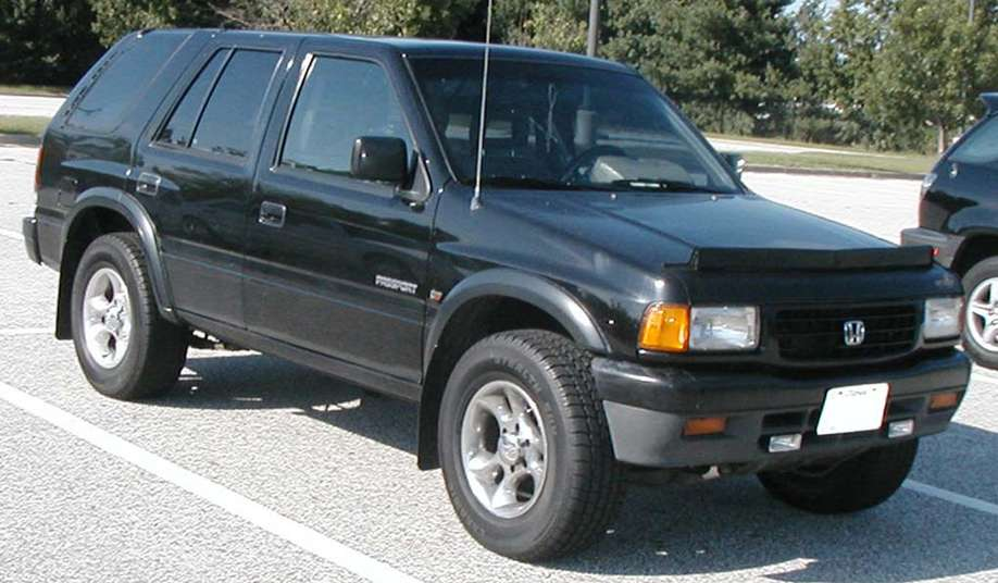 Honda Passport #7939817