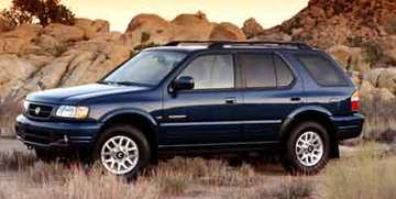 Honda Passport #7976064