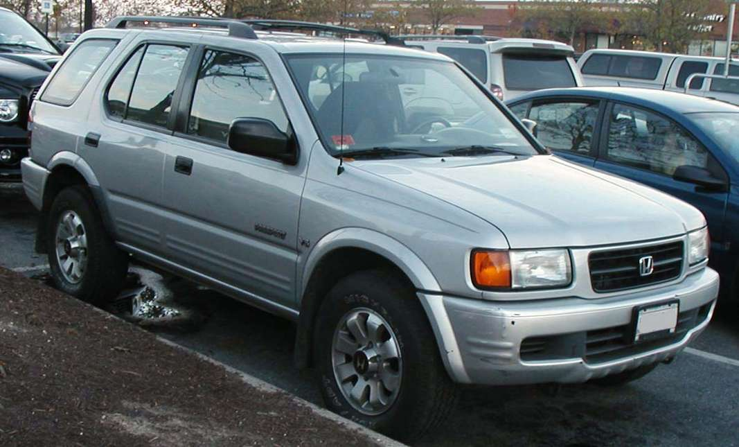 Honda Passport #8186550