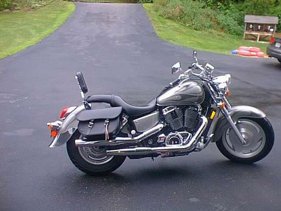 Honda Shadow #9242319