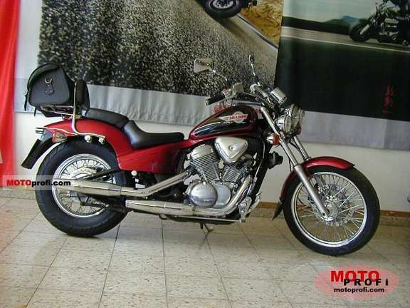 Honda Shadow 600 #9314228