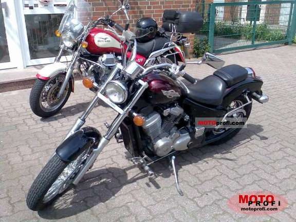 Honda Shadow 600 #7970624