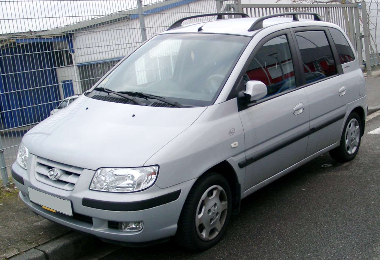 Hyundai Matrix #9168163