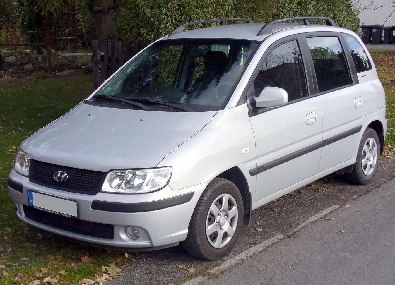 Hyundai Matrix #9631489