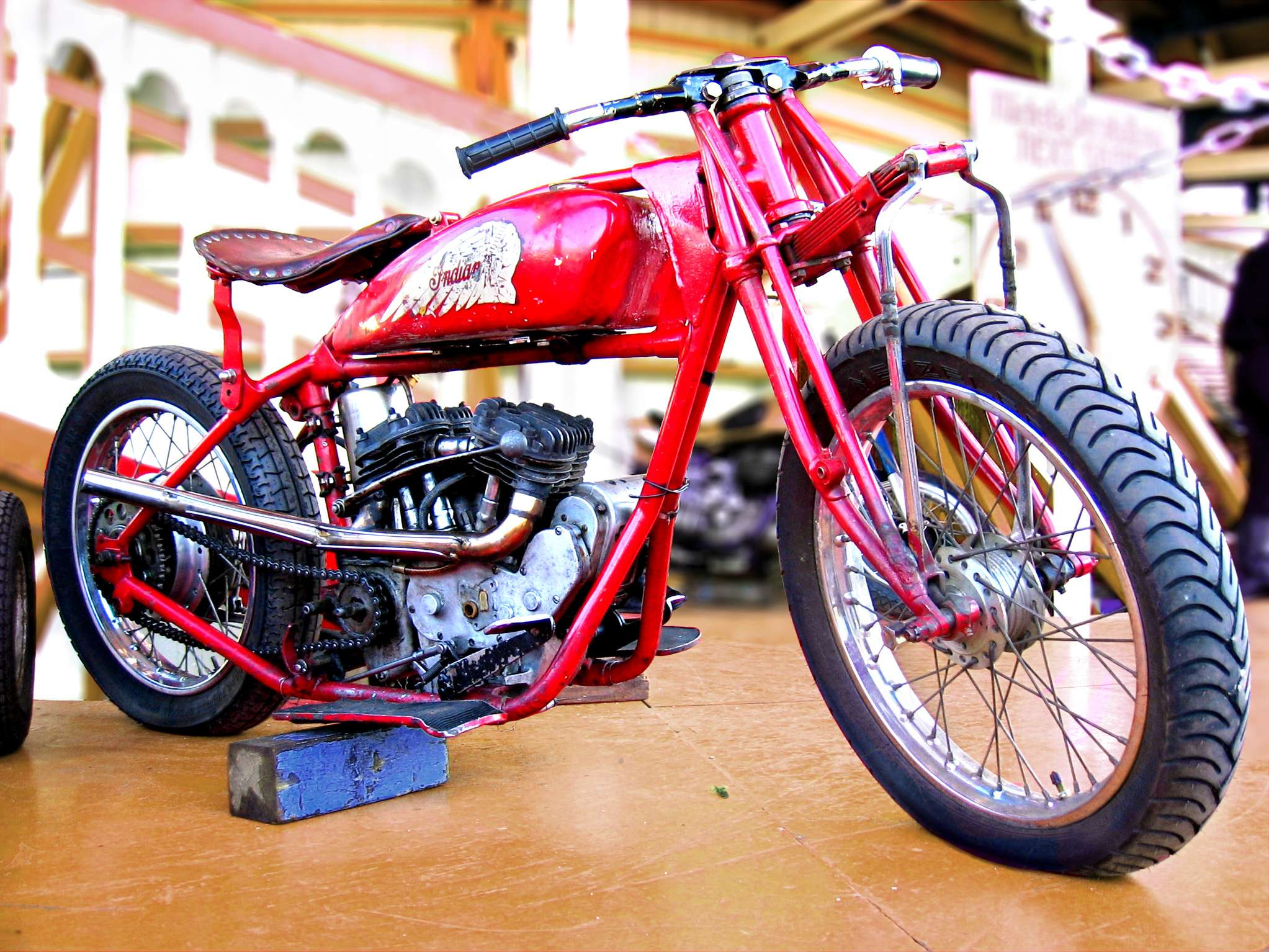 Indian Scout #8255208