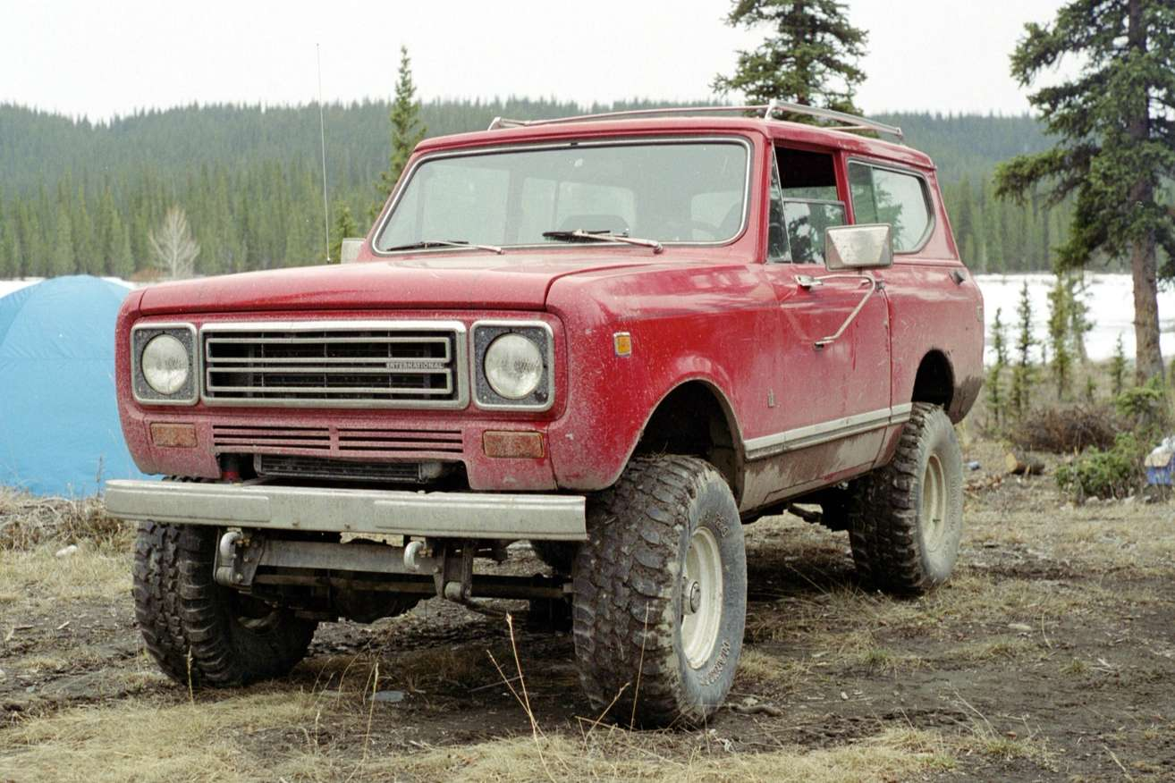 International Harvester Scout #7481539