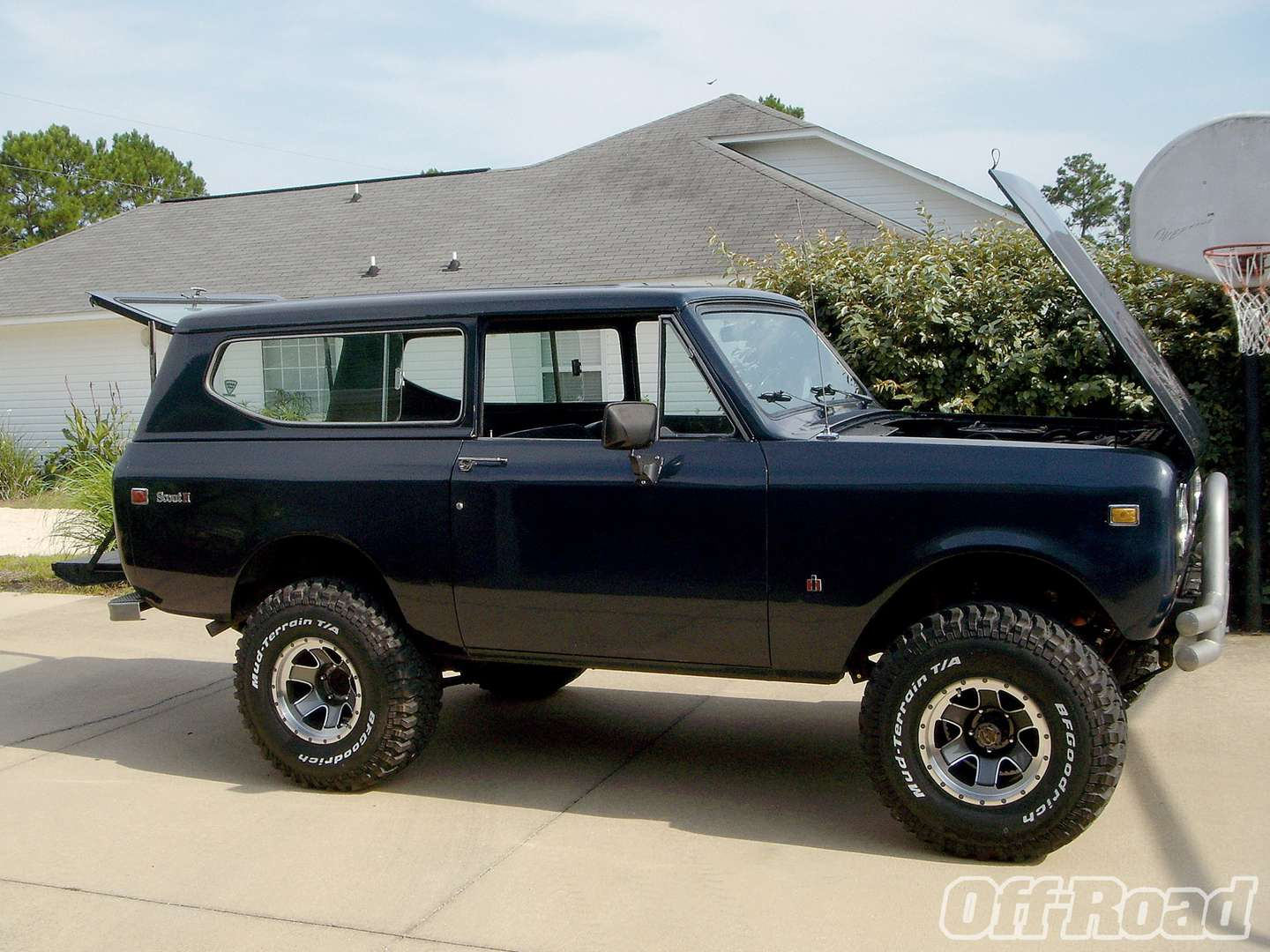 International Harvester Scout #8544885