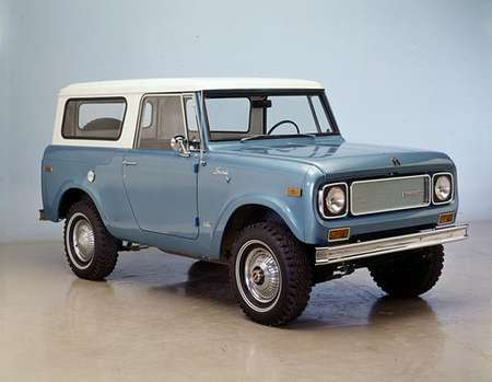 International Scout #8752896