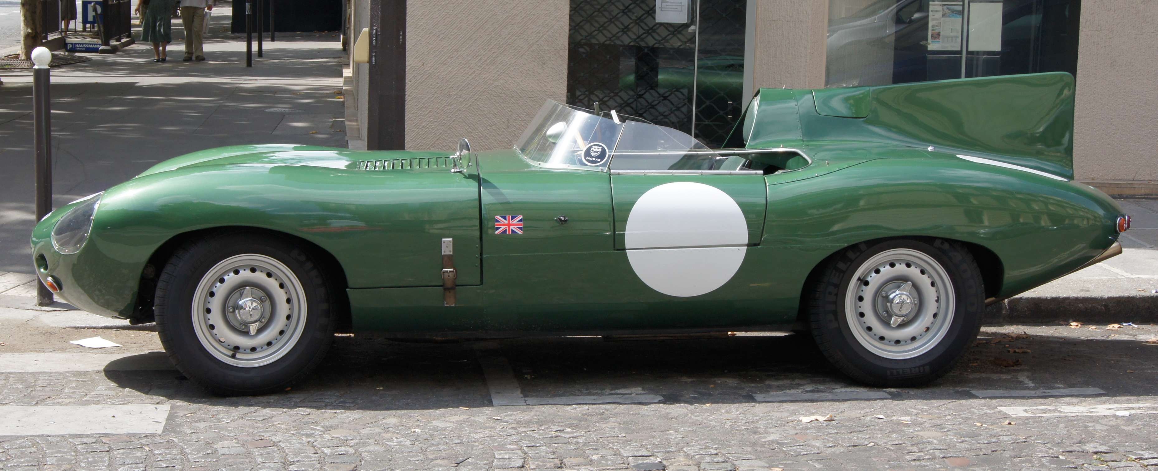 Jaguar D-Type #8530903
