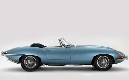 Jaguar E-type #7637956
