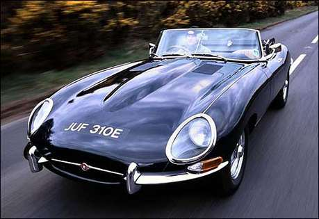 Jaguar E-type #7263141
