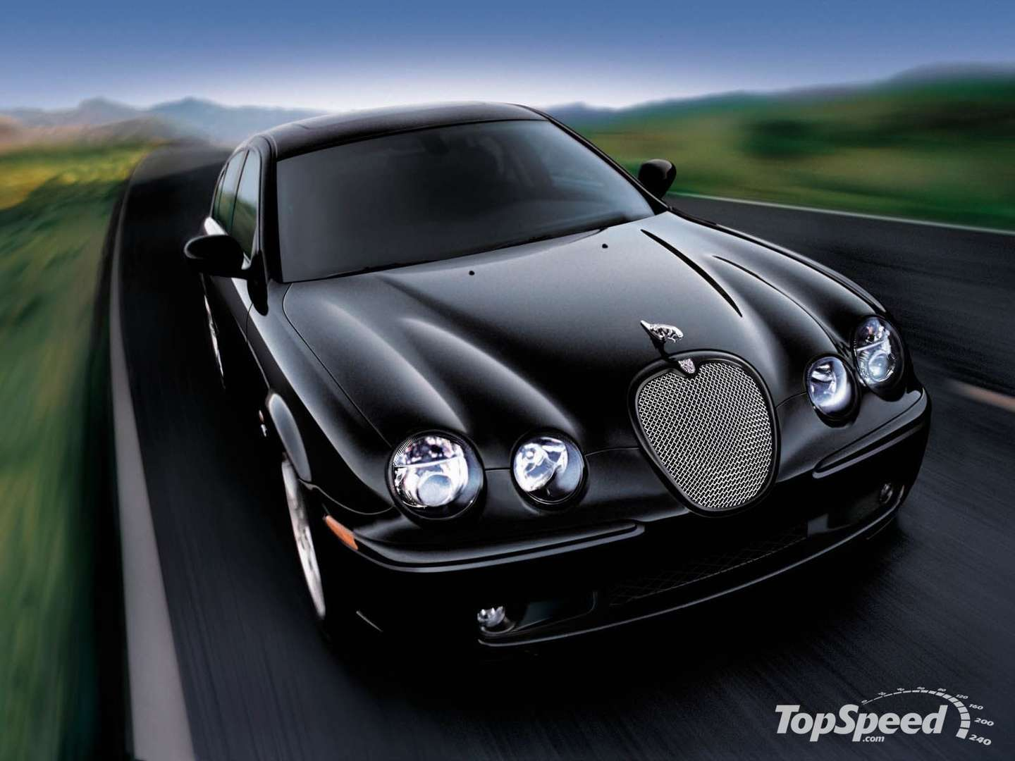Jaguar S Type #8336701