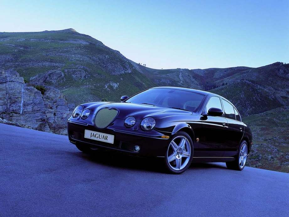 Jaguar S-Type R #7957181