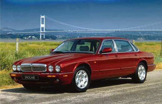 Jaguar Sovereign #7816329