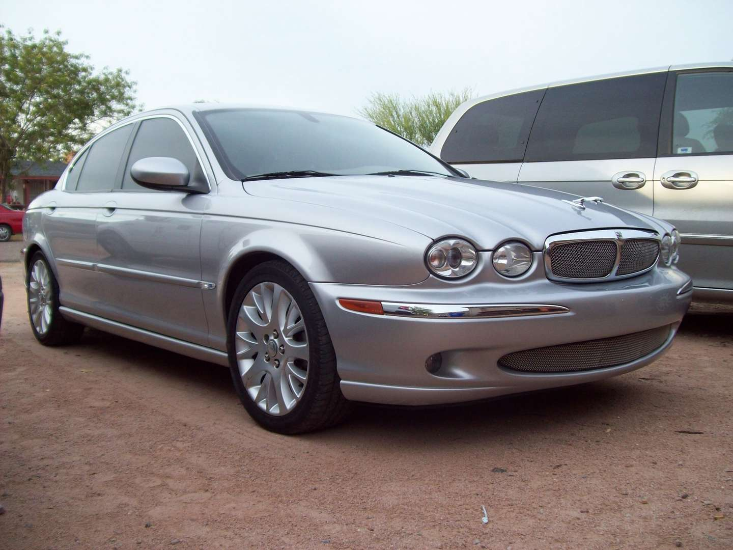 Jaguar X-Type #7646222