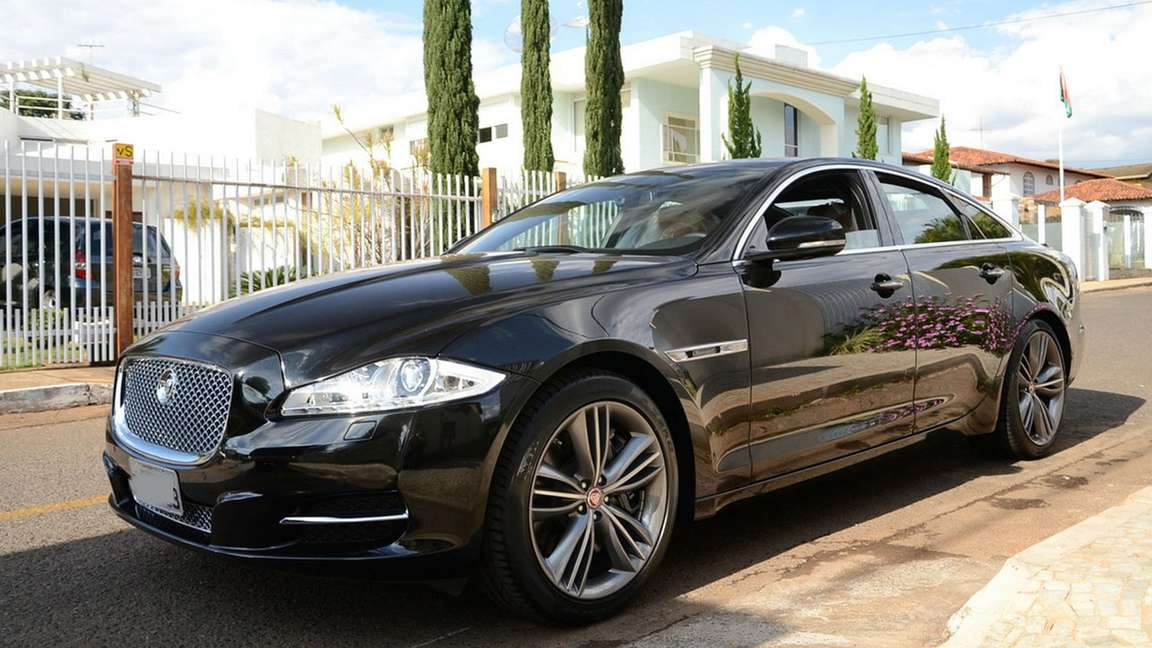Jaguar XJ SuperSport #8884387