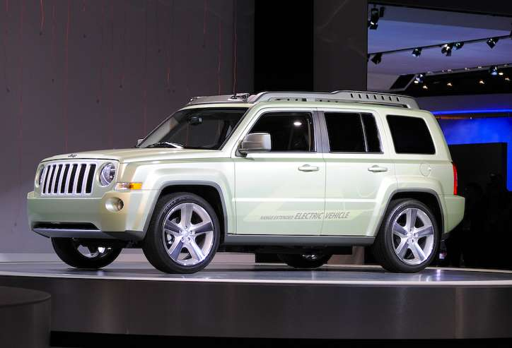 Jeep Patriot #9677580