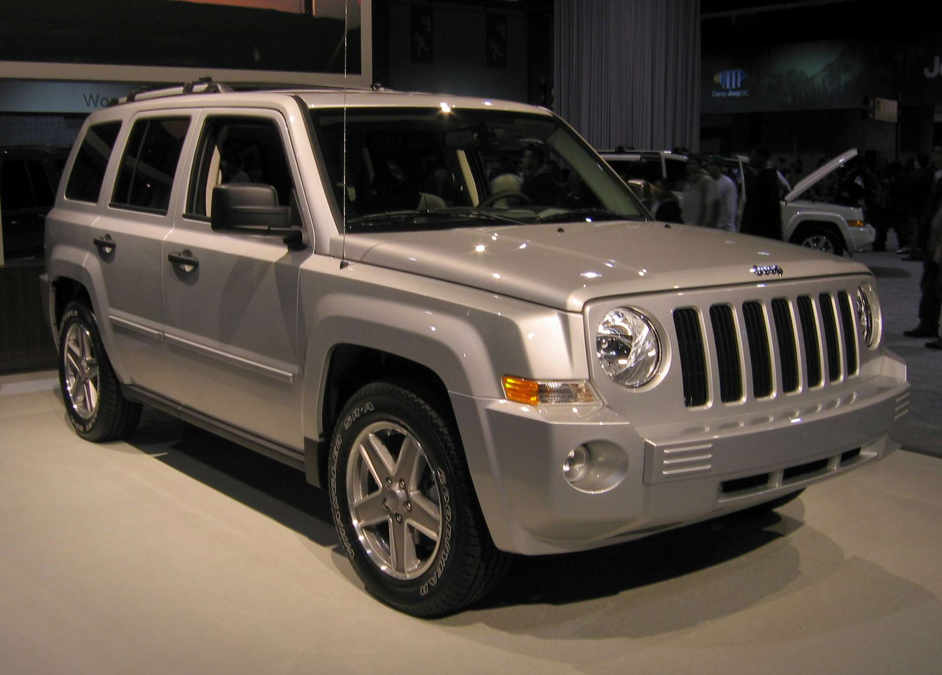 Jeep Patriot #9854323