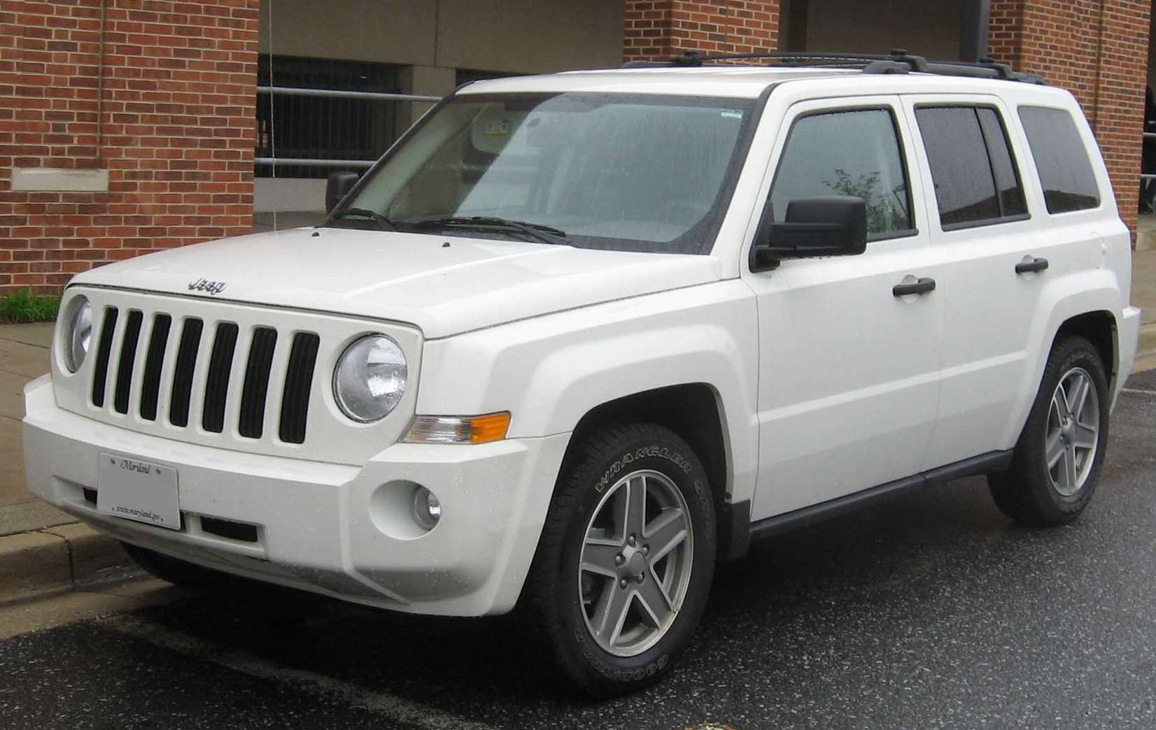Jeep Patriot #8719259