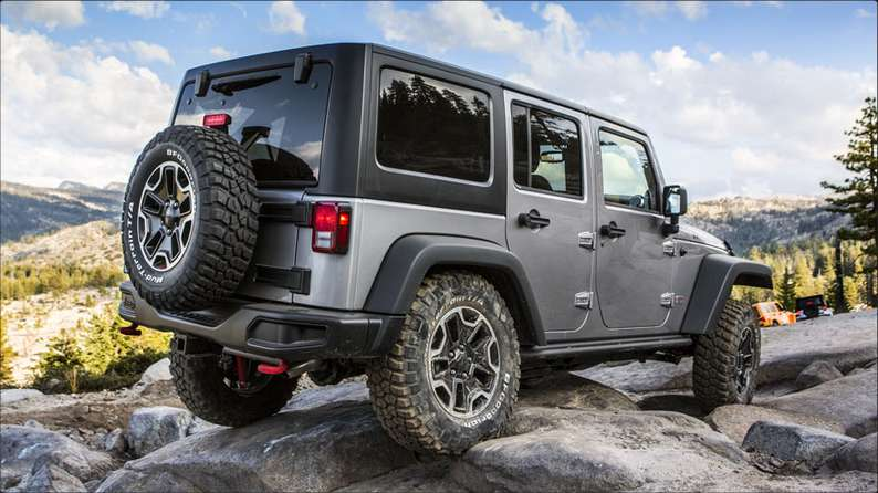 Jeep Rubicon #8468029