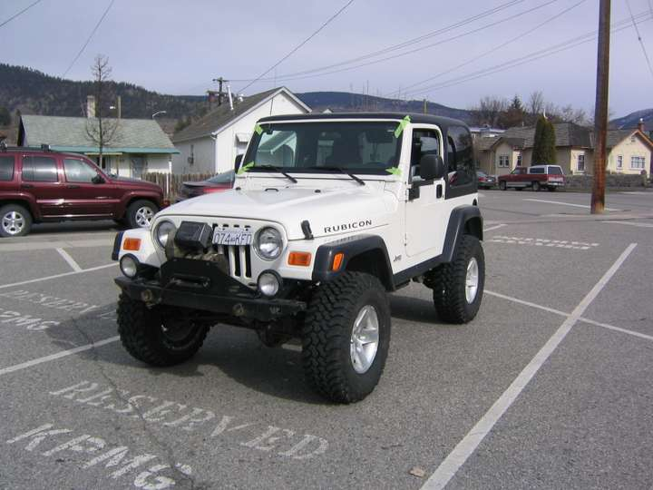 Jeep Rubicon #8191188