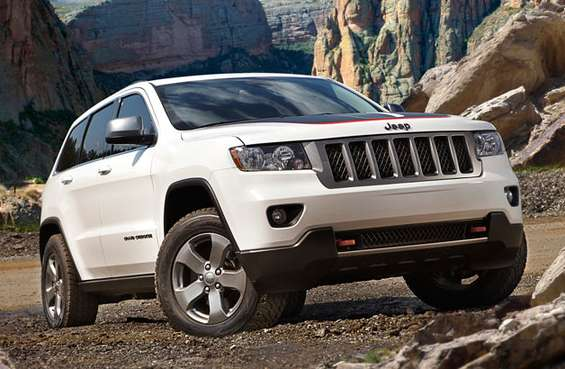 Jeep Trailhawk #7409422