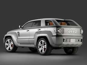 Jeep Trailhawk #8451669